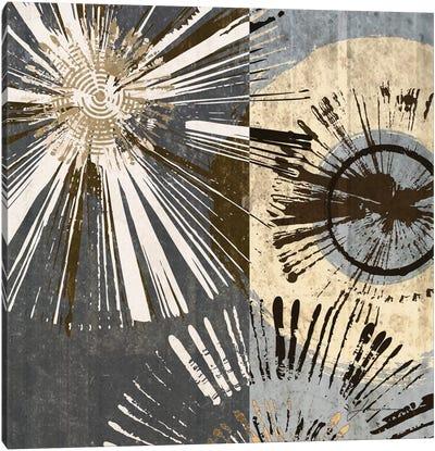 Outburst Tiles I Canvas Art Print