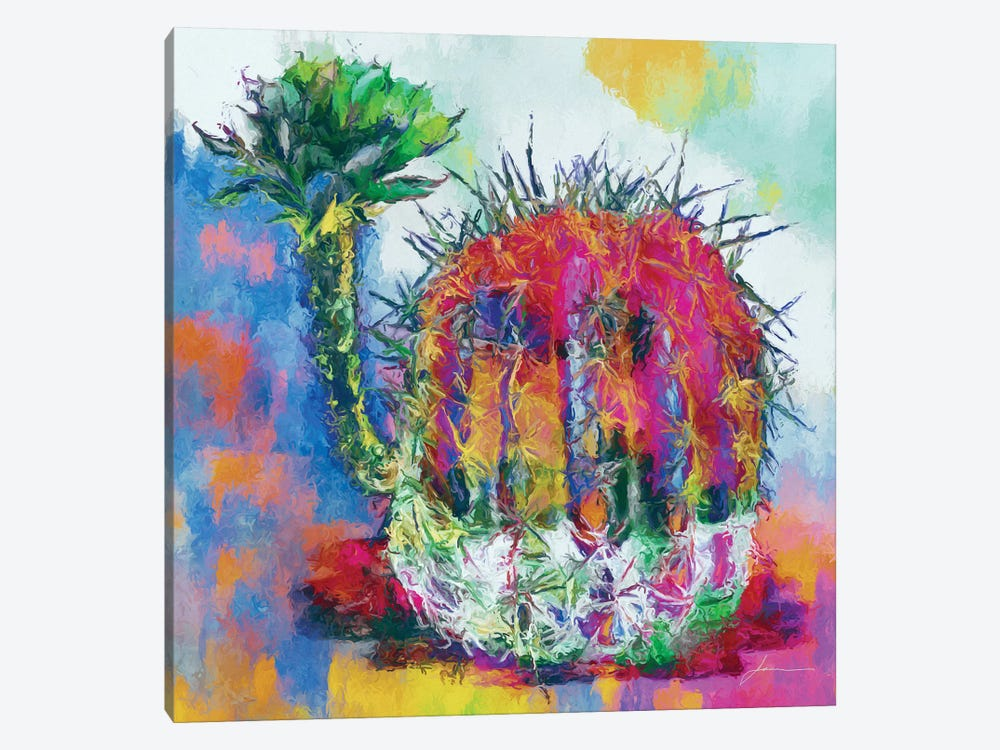 Desert Bloom II by James Burghardt 1-piece Art Print