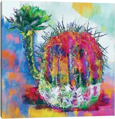 Desert Bloom II Canvas Art Print