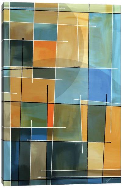 Counter Balance II Canvas Art Print
