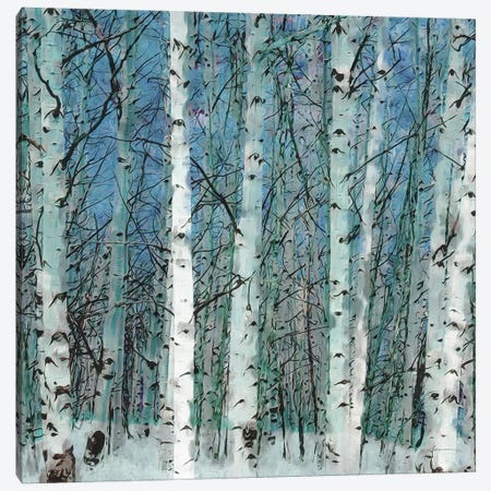 Birchgrove 3-Piece Canvas #BRG28} by James Burghardt Canvas Artwork