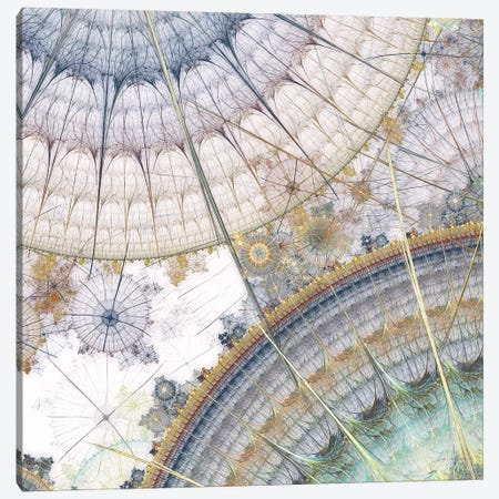 Clockworks I Canvas Print #BRG29} by James Burghardt Canvas Art