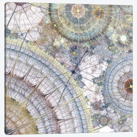 Clockworks II Canvas Print #BRG30} by James Burghardt Art Print
