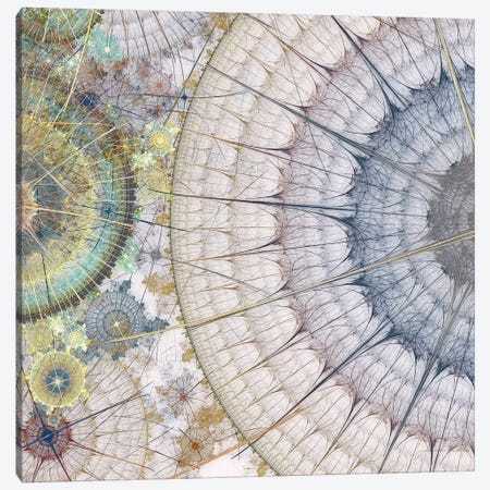 Clockworks III 3-Piece Canvas #BRG31} by James Burghardt Art Print