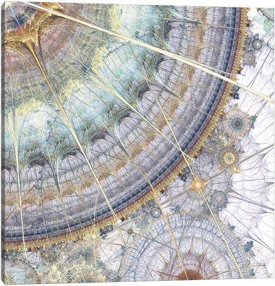Clockworks IV Canvas Art Print