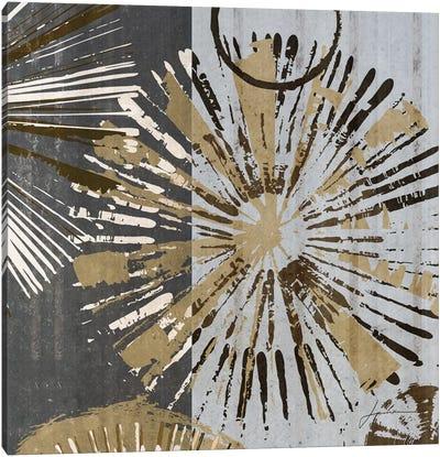 Outburst Tiles III Canvas Art Print