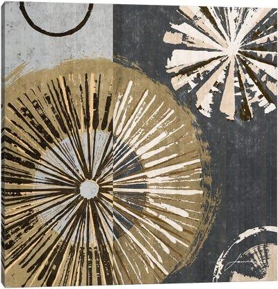 Outburst Tiles IV Canvas Art Print