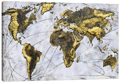 A Wonderful World Canvas Art Print
