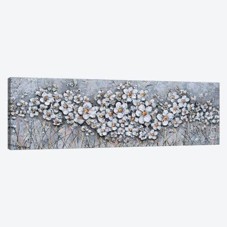 Fields of Pearls Canvas Print #BRH16} by Britt Hallowell Canvas Art Print
