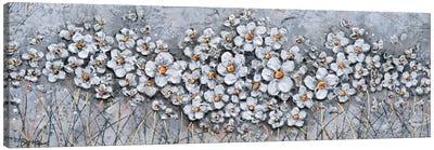 Fields of Pearls Canvas Art Print