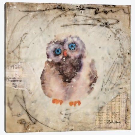 The Wonder Years I Canvas Print #BRH18} by Britt Hallowell Canvas Art