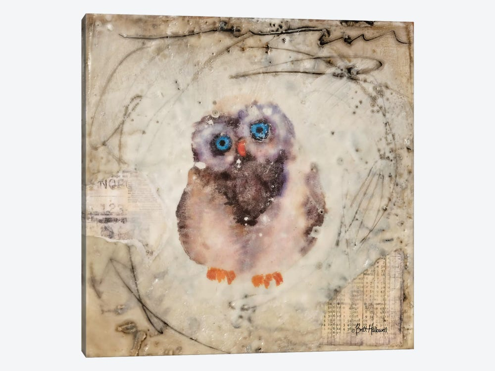 The Wonder Years I by Britt Hallowell 1-piece Canvas Art