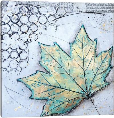 Channeling Fall II Canvas Art Print