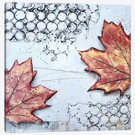 Channeling Fall III Canvas Print #BRH25} by Britt Hallowell Canvas Wall Art
