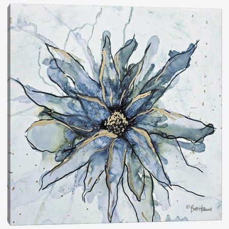Blooming 1 Canvas Print #BRH37} by Britt Hallowell Canvas Art Print