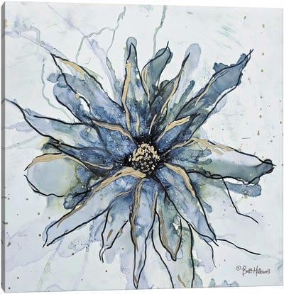 Blooming 1 Canvas Art Print