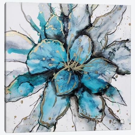 Blooming 2 Canvas Print #BRH38} by Britt Hallowell Canvas Art