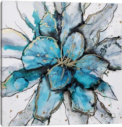 Blooming 2 Canvas Art Print