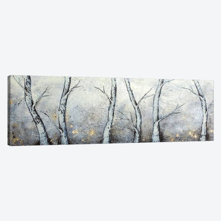 Into the Forest Canvas Print #BRH43} by Britt Hallowell Canvas Print