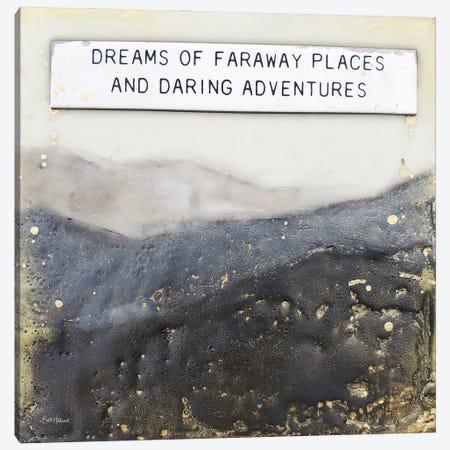 Dream Of Faraway Places Canvas Print #BRH48} by Britt Hallowell Canvas Print
