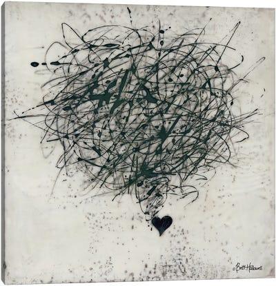 Crazy Love Canvas Art Print