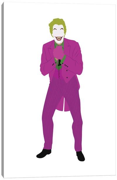 Cesar Romero Joker Canvas Art Print