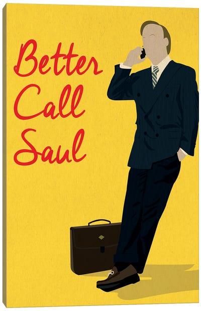 Better Call Saul Canvas Art Print