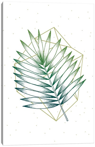 Geometry and Nature IV Canvas Art Print