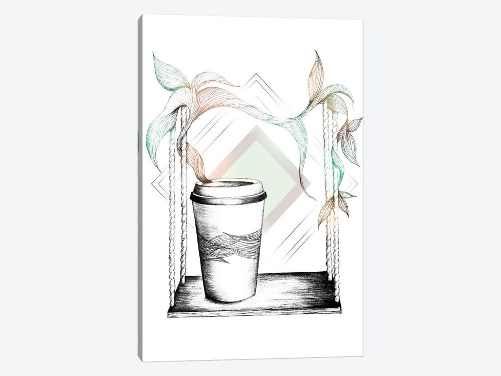 Coffee Break by Barlena 1-piece Art Print