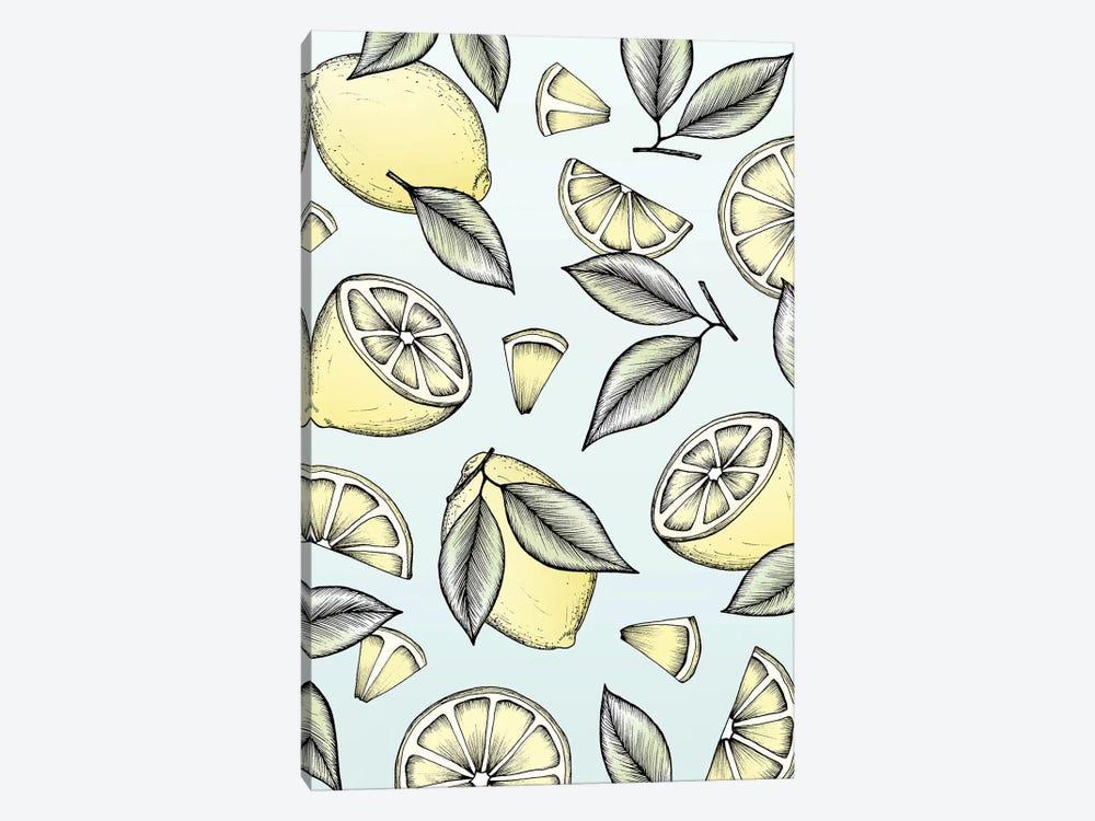 Lemon Tree by Barlena 1-piece Art Print