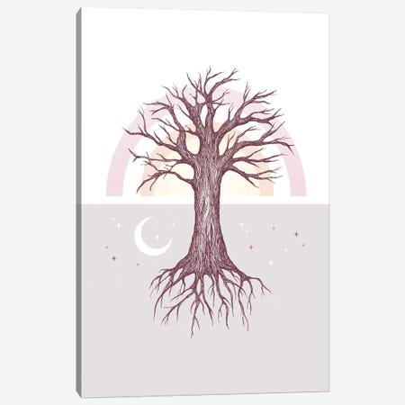 Tree Of Life Canvas Print #BRL120} by Barlena Canvas Print