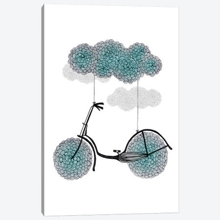 Ride Or Fly Canvas Print #BRL45} by Barlena Canvas Wall Art