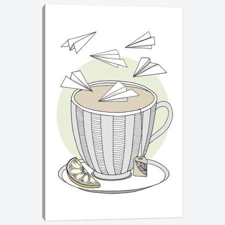 Teatime Canvas Print #BRL58} by Barlena Canvas Art