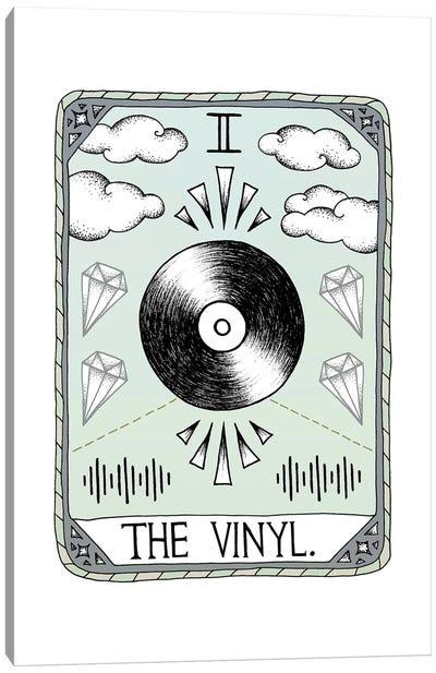 The Vinyl Canvas Art Print