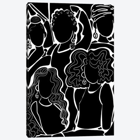 Imprints Canvas Print #BRP12} by Bri Pippens Canvas Wall Art