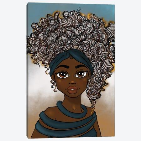 Regal Canvas Print #BRP17} by Bri Pippens Canvas Print