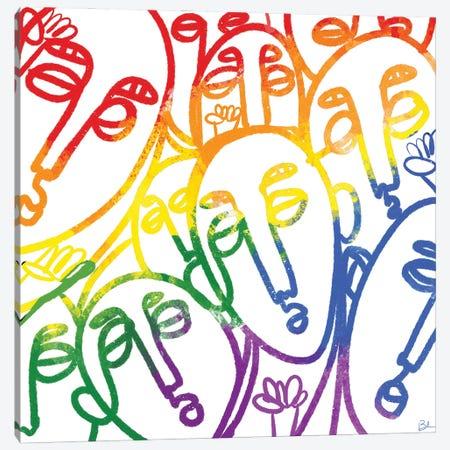 Pride Canvas Print #BRP30} by Bri Pippens Canvas Artwork