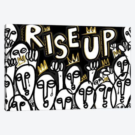 Rise Up I Canvas Print #BRP34} by Bri Pippens Canvas Art Print