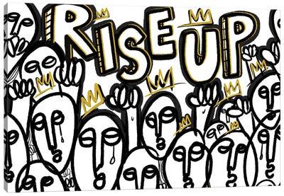 Rise Up II Canvas Art Print