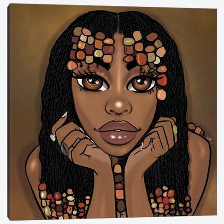 Goddess Canvas Print #BRP61} by Bri Pippens Art Print