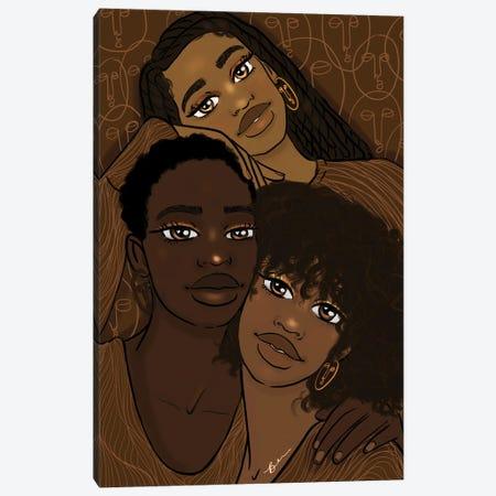 I've Got You Canvas Print #BRP63} by Bri Pippens Canvas Print