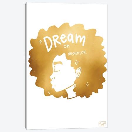 Dream On Canvas Print #BRP78} by Bri Pippens Canvas Wall Art