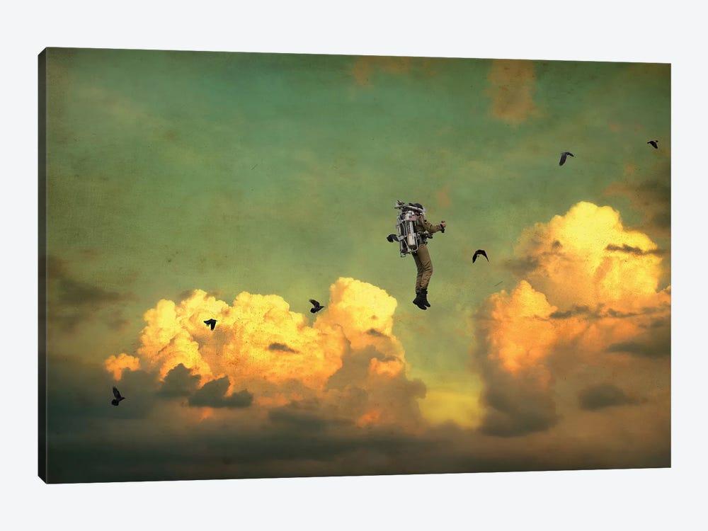 Icarus by Jason Brueck 1-piece Canvas Art