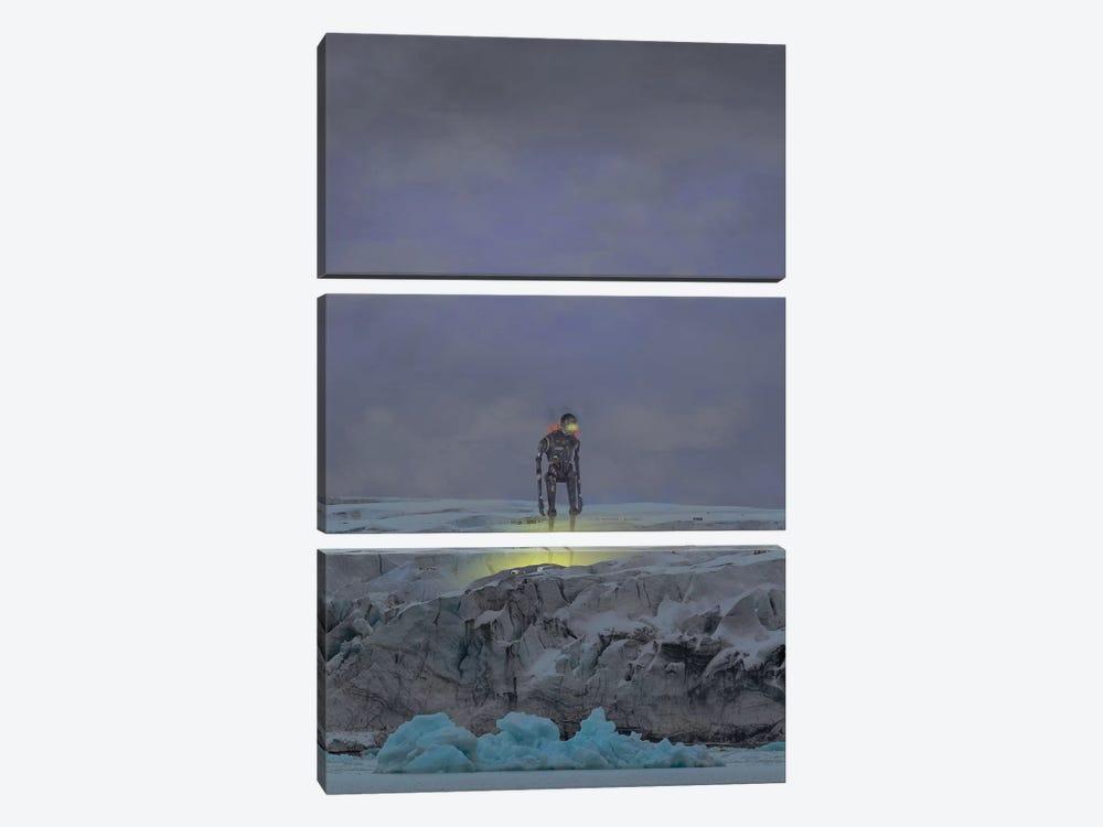Love Is All Around by Jason Brueck 3-piece Canvas Artwork