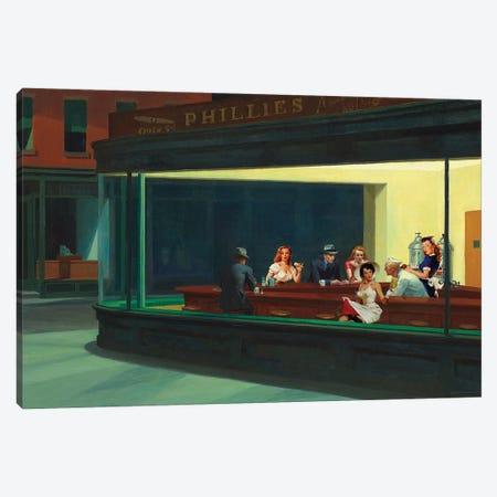 Phillies Canvas Print #BRU43} by Jason Brueck Canvas Art