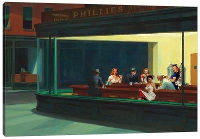 Phillies Canvas Art Print