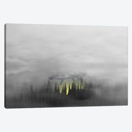The Breach Canvas Print #BRU54} by Jason Brueck Canvas Wall Art