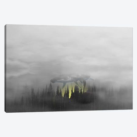 The Breach Canvas Print #BRU54} by Jason Brueck Canvas Wall Art