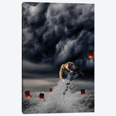 The One That Got Away Canvas Print #BRU59} by Jason Brueck Canvas Art Print