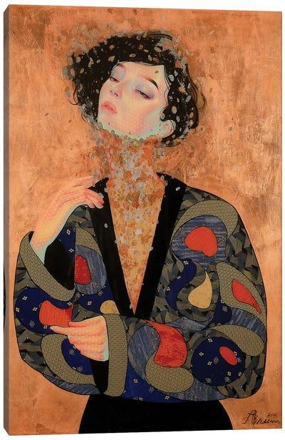 Shakudo Canvas Art Print
